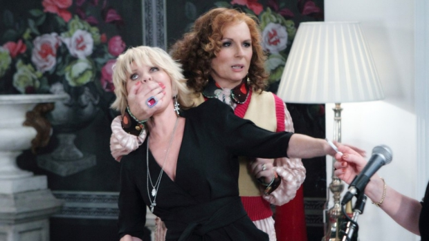Absolutely Fabulous film Lulu