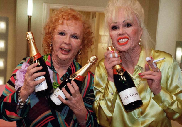 Absolutely Fabulous ouwetjes serie