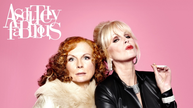 Absolutley Fabulous Patsy en Edina