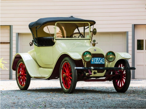 Buick oldtimers veiling