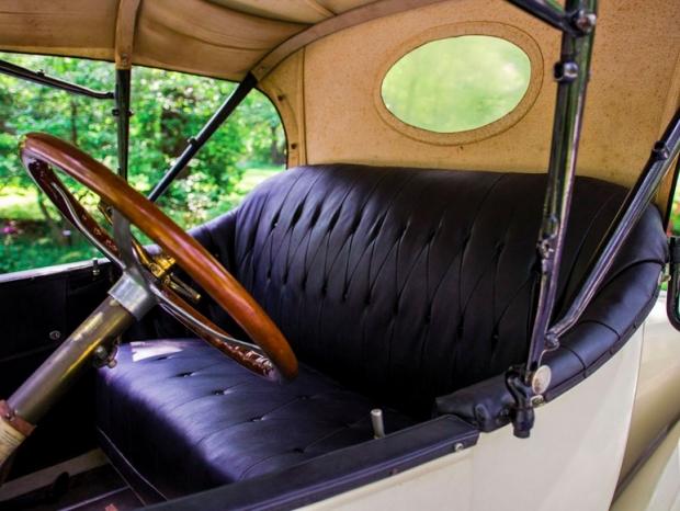 Buick stuur oldtimers veiling