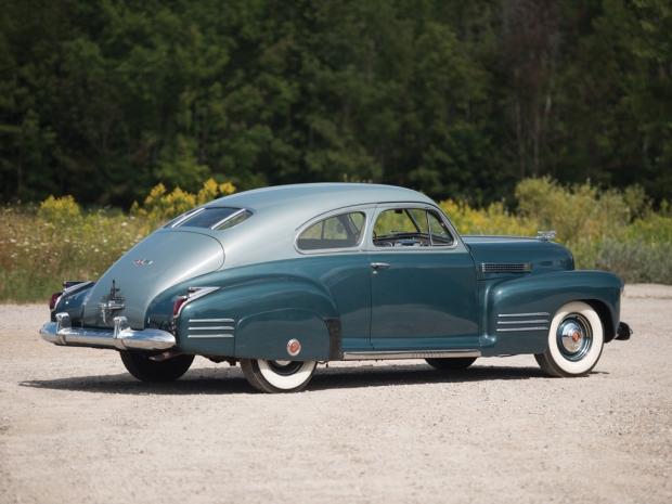 Cadillac achterkant veiling oldtimers