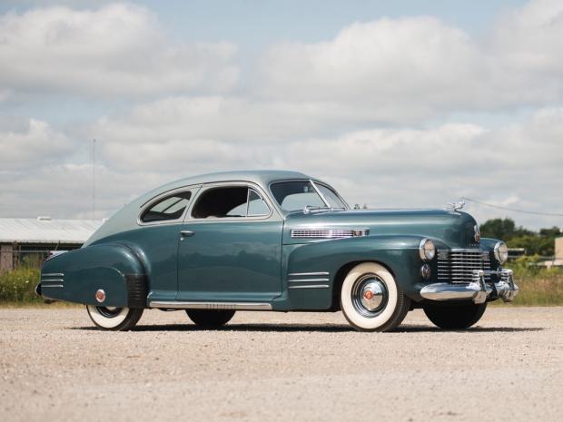 Cadillac oldtimer veiling