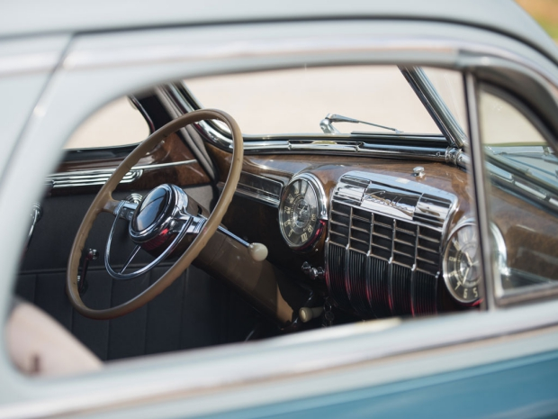 Cadillac stuur oldtimer veiling go with the vlo