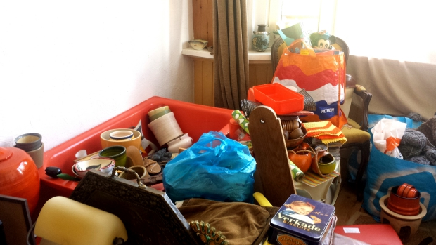 Huisontruiming Rotterdam badkuip 2