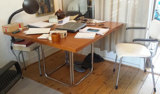 Huisontruiming Rotterdam tafel