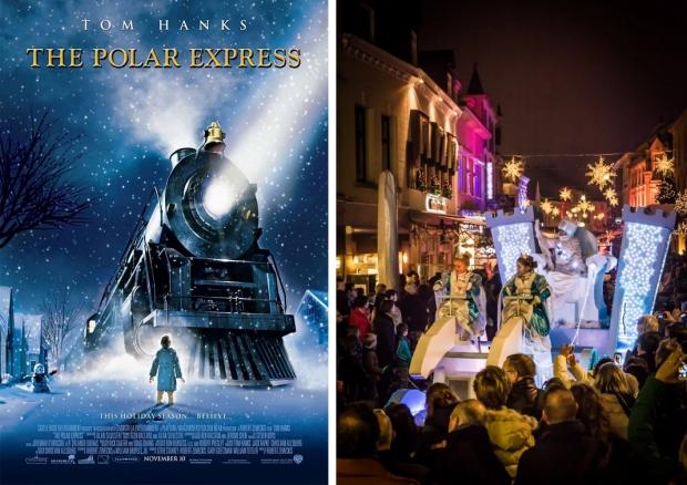 Kerstrit Maastricht kerstmarkt
