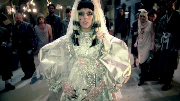 Lady Gaga Judas videoclip