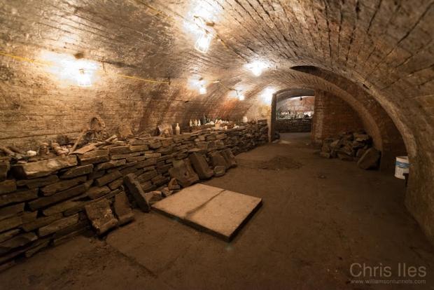 Liverpool Joseph Williamson tunnelcomplex
