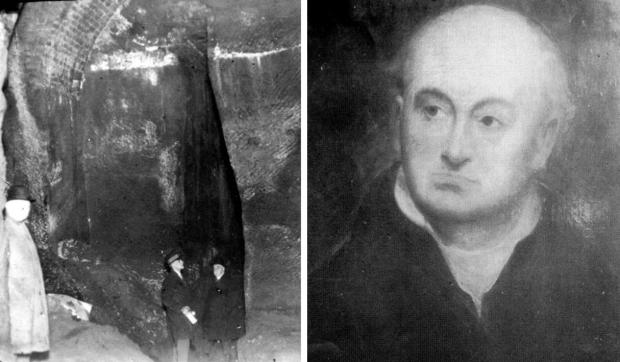 Liverpool tunnels Joseph Williamson