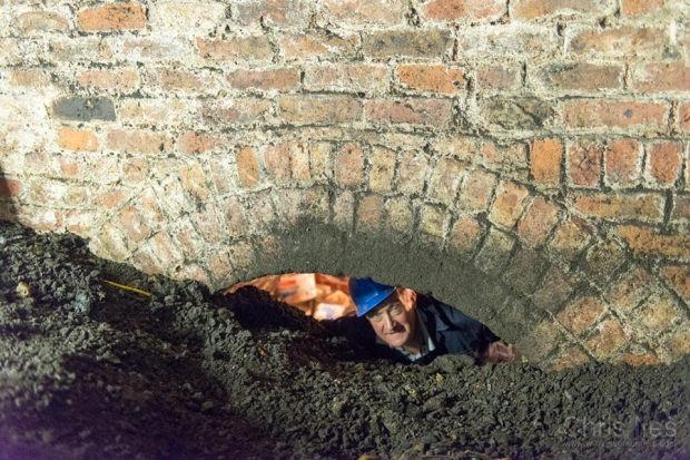 Liverpool tunnels graven go with the vlo