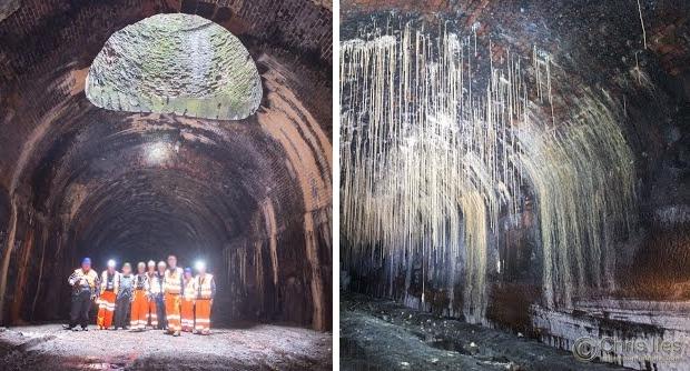 Liverpool tunnels magisch