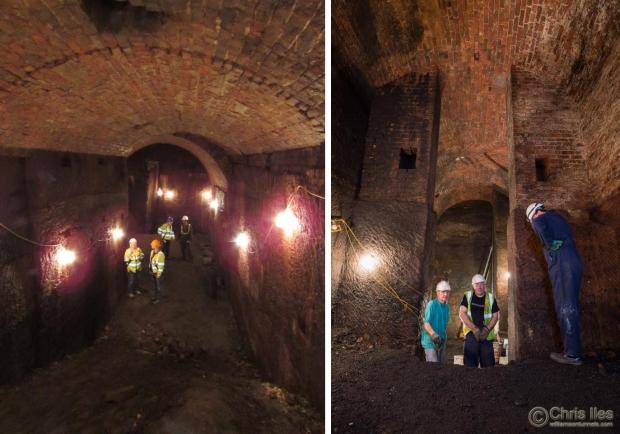 Liverpool tunnels mannen