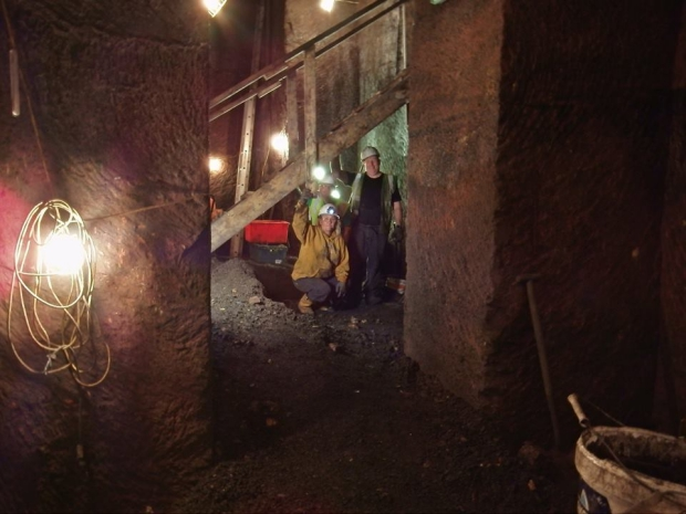 Liverpool tunnels vrijwilligers go with the vlo