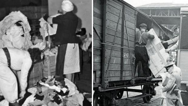 Nazi warenhuis oorlog go with the vlo