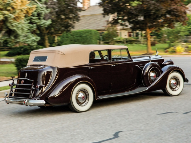 Packard Sedan oldtimer veiling