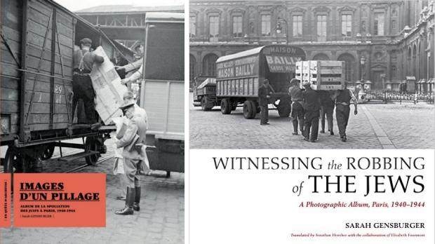 Sarah Gensburger boeken Tweede Wereldoorlog nazi roofkunst