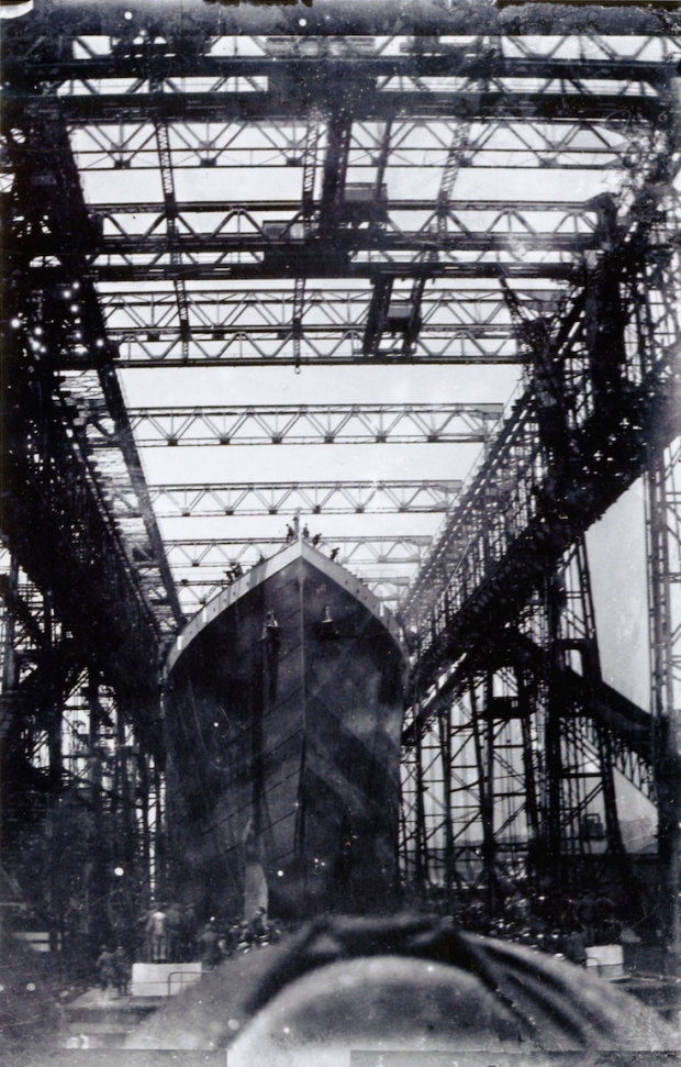 Titanic Harland Wolff Belfast