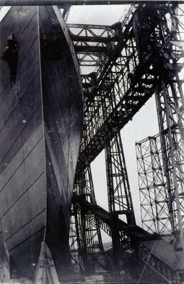 Titanic tewaterlating romp