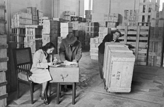 Tweede Wereldoorlog boek nazi's