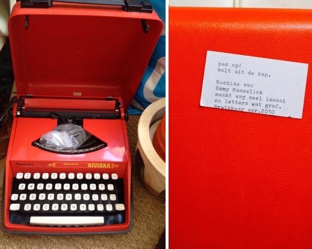 Typemachine huisontruiming Rotterdam