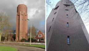 Watertoren Oude Pekela