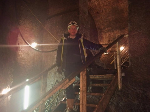 Williamson tunnels Liverpool