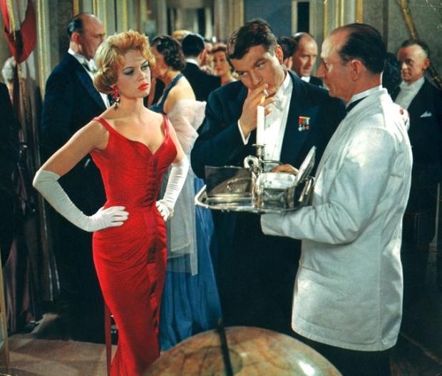 Brigitte Bardot in Balmain