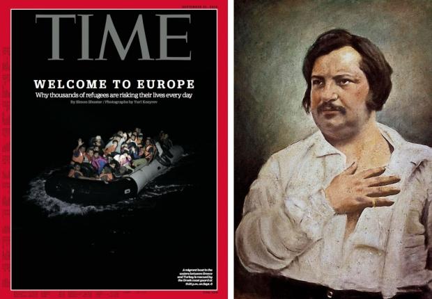 Europa vluchtelingencrisis Syrië geweld go with the vlo