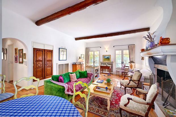 Julia Child koken huis woning te koop