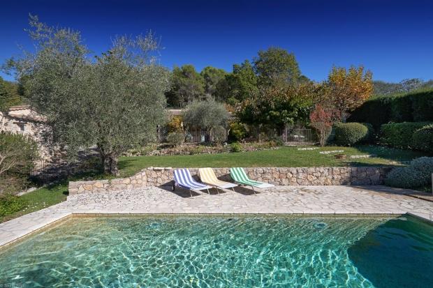 Julia Child huis te koop zwembad