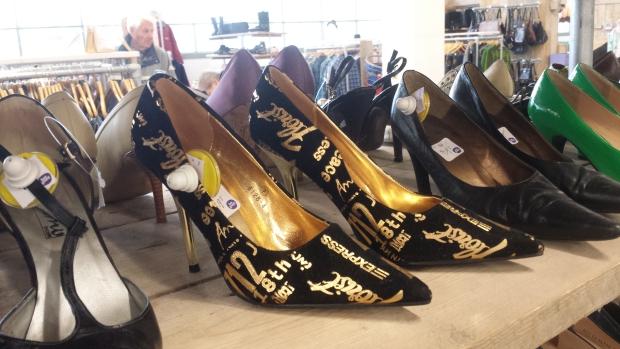 Kringloop Het Goed Zaandam schoenen