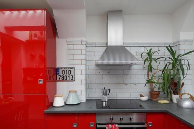 Londen ondergronds toilet keuken herbestemming