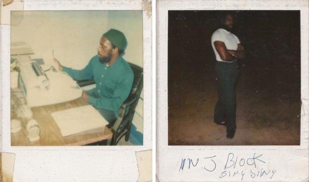 Otis Johnson gevangenis oude foto's