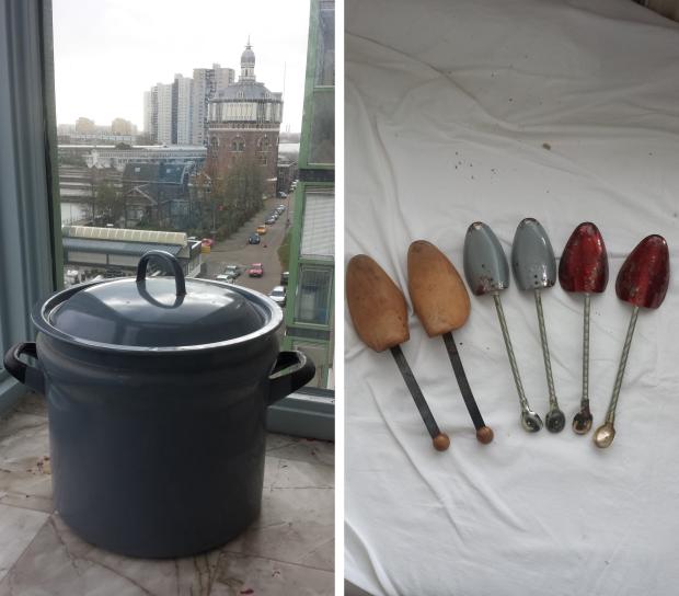 Rotterdam pan huisontruiming schoenlepels