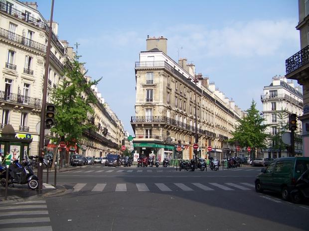 Schilderij Parijs Gustave Caillebotte nu