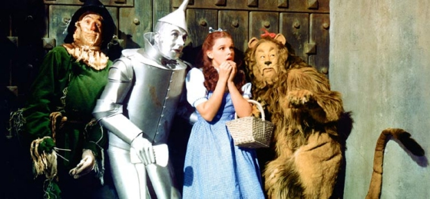 The Wizard of Oz leeuwenpak go with the vlo