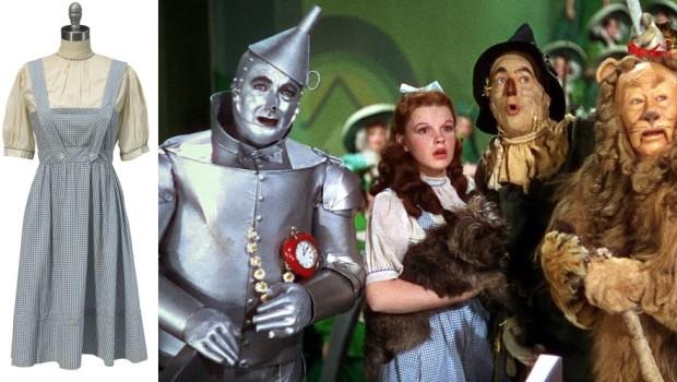Wizard of Oz veiling jurk Judy Garland