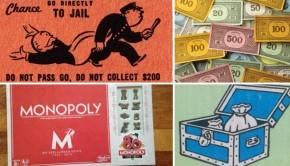 Go with the Vlo monopoly bordspel