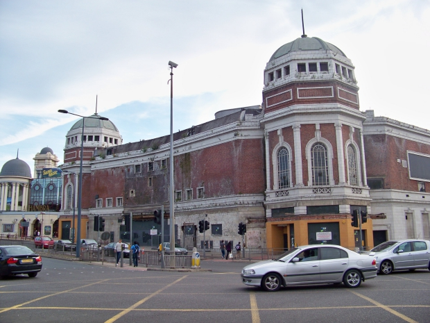 Bradford Odeon Cinema behouden sloop gebouw go with the vlo