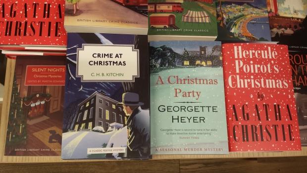 Engelse crime romans klassiekers kerstmis go with the vlo