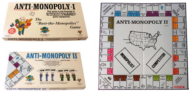 Anti-Monopoly Go with the Vlo monopoly