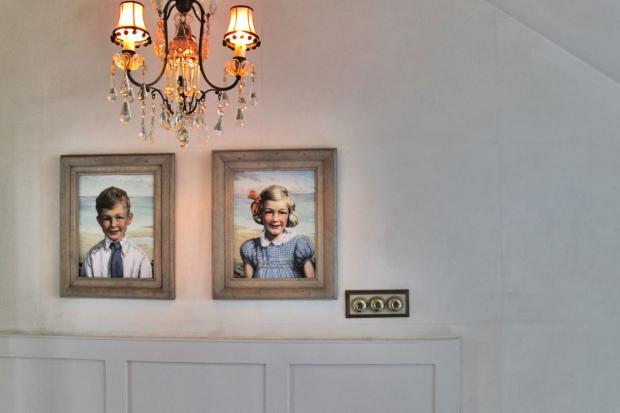 Hotel 40 Winks portretten Londen