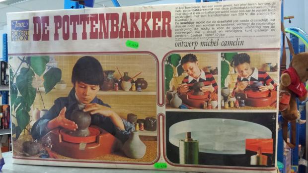 Kringloop Ede De Pottenbakker seventies