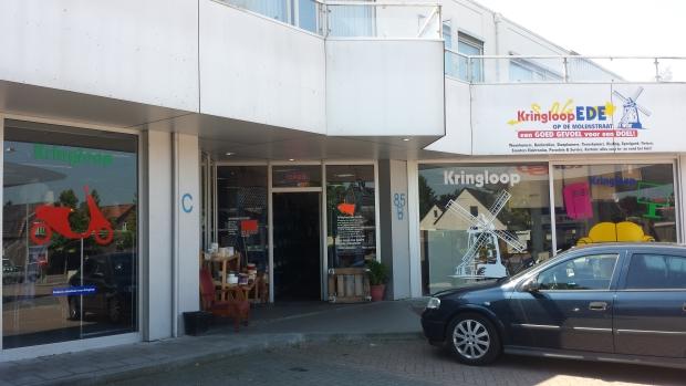 Kringloop Ede winkel tweedehands