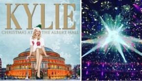 Een ouderwetse Kylie Christmas in Londen