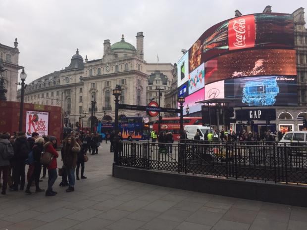 Londen Piccadilly Circus boeken