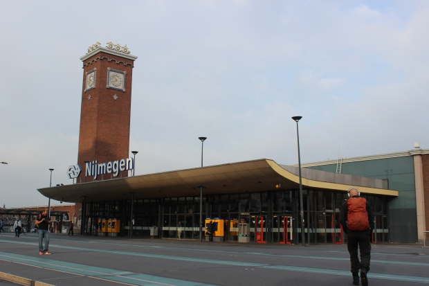 Station Nijmegen Toos go with the vlo