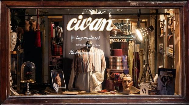 Civan Istanbul herenkleding go with the vlo