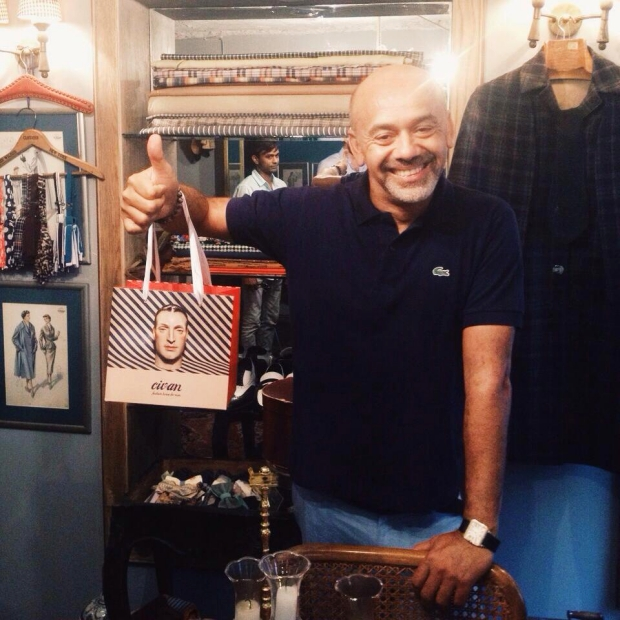 Civan atelier Christian Louboutin dasje kopen go with the vlo